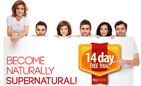 14 Day Free Trial – Supernatural Discipleship Program