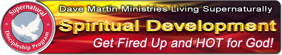 Supernatural Discipleship Program