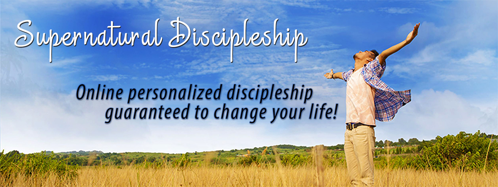 Supernatural Discipleship Program Information